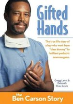 Gifted Hands: The Ben Carson Story (Zonderkidz Biography) Lewis, Gregg and Lewis image 1