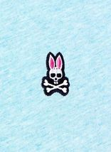 Psycho Bunny By Robert Godley Men's Premium Pima Cotton V-Neck T-Shirt Shirt image 11
