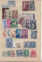 EARLY ARGENTINA STAMPS  6 - $7.26