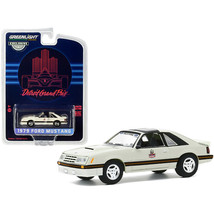 1979 Ford Mustang Official Pace Car 1982 Detroit Grand Prix Hobby Exclusive 1... - $17.35