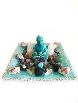 Save Meditating Buddha Crystal Healing Kit - $145.00