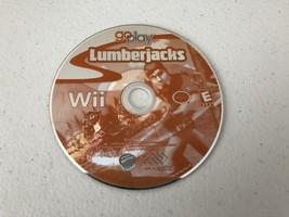 Go Play Lumberjacks - Wii - Cleaned & Tested - $5.34