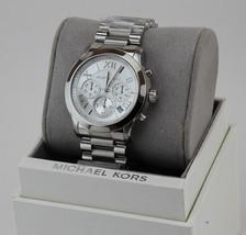 8391a5d8dca5 MICHAEL KORS Women  39 s Stainless Silver Cooper Chronograph Watch MK6273 -   117.60