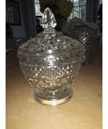 VTG Anchor Hocking Wexford Sugar Bowl  - $40.99