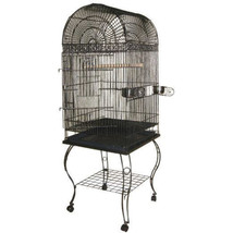 A&E Cage Platinum Economy Dome Top Bird Cage 20x20x58 In 644472101331 - £138.73 GBP