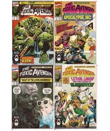 Marvel The Toxic Avenger Lot Issues #1-4 Mutant Monsters Action Adventure - $7.95