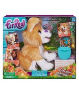 furReal Lexie, the Trick-Lovin' Pup 100+ sound+motion Plush Interactive ... - $120.00