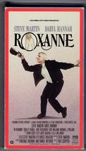 Roxanne VHS Movie - Steve Martin, Daryl Hannah - $0.99