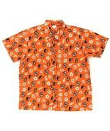 Baltimore Orioles Hawaiian Shirt Size Medium M Promo Giveaway Item 2015 ... - $37.99