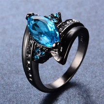 << DESIGNER'S EYE RING **SIZE 5.5** >>  WE COMBINE SHIPPING   (11658 - $4.70