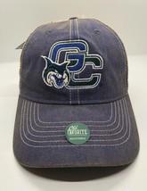 NCAA Georgia College Bobcats Cap Hat Adult Adjustable Snapback Mesh Legacy New - $14.11