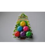 Revo Holiday/Christmas 6 Mini Push-Up Lip Balms 0.14 oz / 4 g each - $14.99