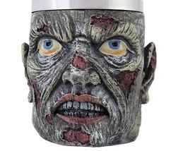 Creepy Zombie Head Coffee Mug - $16.82