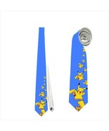 necktie pikachu pokemon neck tie - $22.00