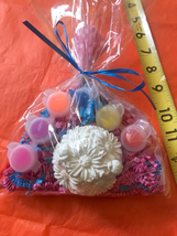 10 Lady bugs party favors to paint./10 bags/.Creative.Girls .Class.School. - $44.99