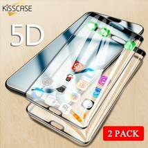 Kisscase® 5D Screen Protector For Huawei P10 P20 Lite Pro P Smart New 9H - $5.28+