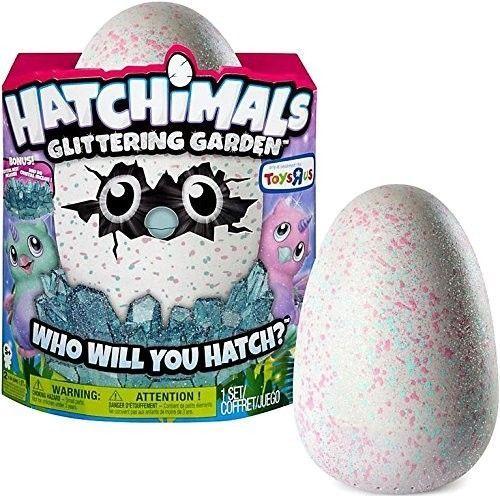 Hatchimals Glittering Garden - EXCLUSIVE Twinkling Owlicorn