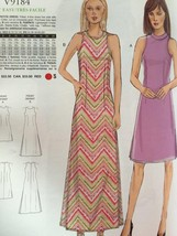 Vogue Sewing Pattern Very Easy Vogue 9184 Misses Dress Size 14-22 New - $15.10
