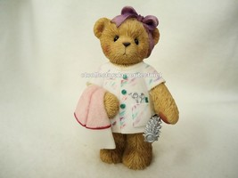 Cherished Teddies Abbey Press Bear Stylists Do The Im-Paws-Ible! 2002 Us... - $53.15