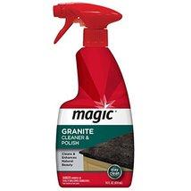 Magic Granite Cleaner & Polish - Enhances Natural Color in Granite, Quartz, Marb - $34.60