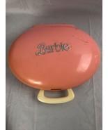 Vintage 1980 Barbie Pink Mirror Case Mattel - $19.79