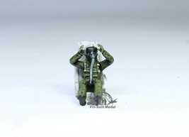 Seated USAF Pilot 1:48 Pro Built Model #3 - $19.78