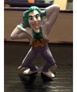 "1989 The Joker DC Comics Applause PVC Figure 3"" Tall Batman - $10.88"