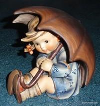 """""""Umbrella Girl"""" Goebel Hummel Figurine #152/0 B TMK4 - GREAT COLLECTIBLE... - $174.59"""