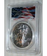 2019-W $1 PCGS SP70 Silver American Eagle First Day Of Issue  - $231.84