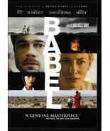 Freebie!  Babel (2006) Widescreen DVD - $0.00