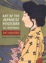 Art of the Japanese Postcard: 30 Art Nouveau Postcards [Feb 01, 2006] Mu... - $29.21