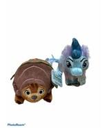 "NEW! Disney RAYA And The Last Dragon 18"" SISU &  7"" Tuk Tuk SET OF 2 Plu... - $31.68"