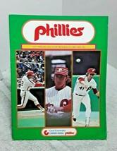 Philadelphia Phillies 1977 Program Scorecard Carlton Boone Lonberg UNSCORED - $11.29