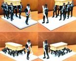 Coffin Dance Figure Cosplay Ghana Dancing Pallbearers Action Funeral Funny - €16,35 EUR