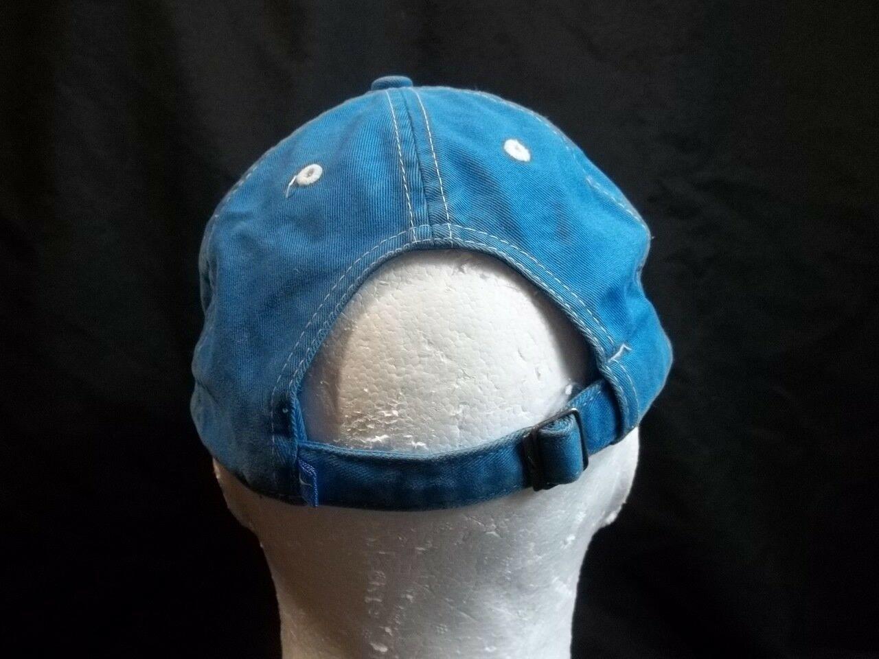 Nike Cap Hat Blue One Size Baseball Cap Hat