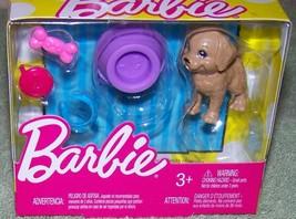 Barbie PUPPY & Mini Accessory Pack New - $4.88