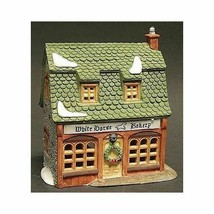 Dept 56 Dickens Snow Village  White Horse Bakery 59269 - $52.08