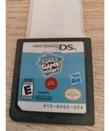 Nintendo DS Hasbro Family Game Night - $7.00