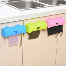 Home Eco-friendly Smile Face Garbage Bags Stora... - $4.68