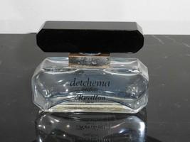"""VINTAGE DETCHEMA REVILLON PARIS 30 ml PARFUM BOTTLE 2.5"""" TALL by 3 1/4"""" ... - $44.00"""