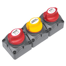 BEP Battery Distribution Cluster f/Single Engine w/Two Battery Banks    w/Motori - $240.88
