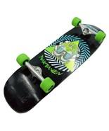 Creature Partanen Apparitions Skate Deck Black 9.84 Complete Independent... - $158.39