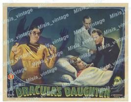 Dracula's Daughter 1936 Vintage Movie Poster Reprint 32 - $5.95+