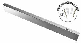 Stainless Steel Magnetic Holder Knife Bar Multi Purpose 16 Inch Strong M... - $37.00