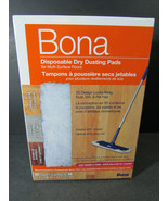 Bona Disposable Dry Dusting Pads 10 Each Box, 30 In Total - $5.93