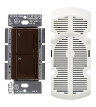 Lutron MA-LFQM-BR Maestro 1-Amp 300-watt Multi-Location 7-Speed (Brown) - $63.86