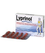 Lyprinol® PCSO-524® New Zealand Green Lipped Mussel 200 capsules Joint S... - $220.00