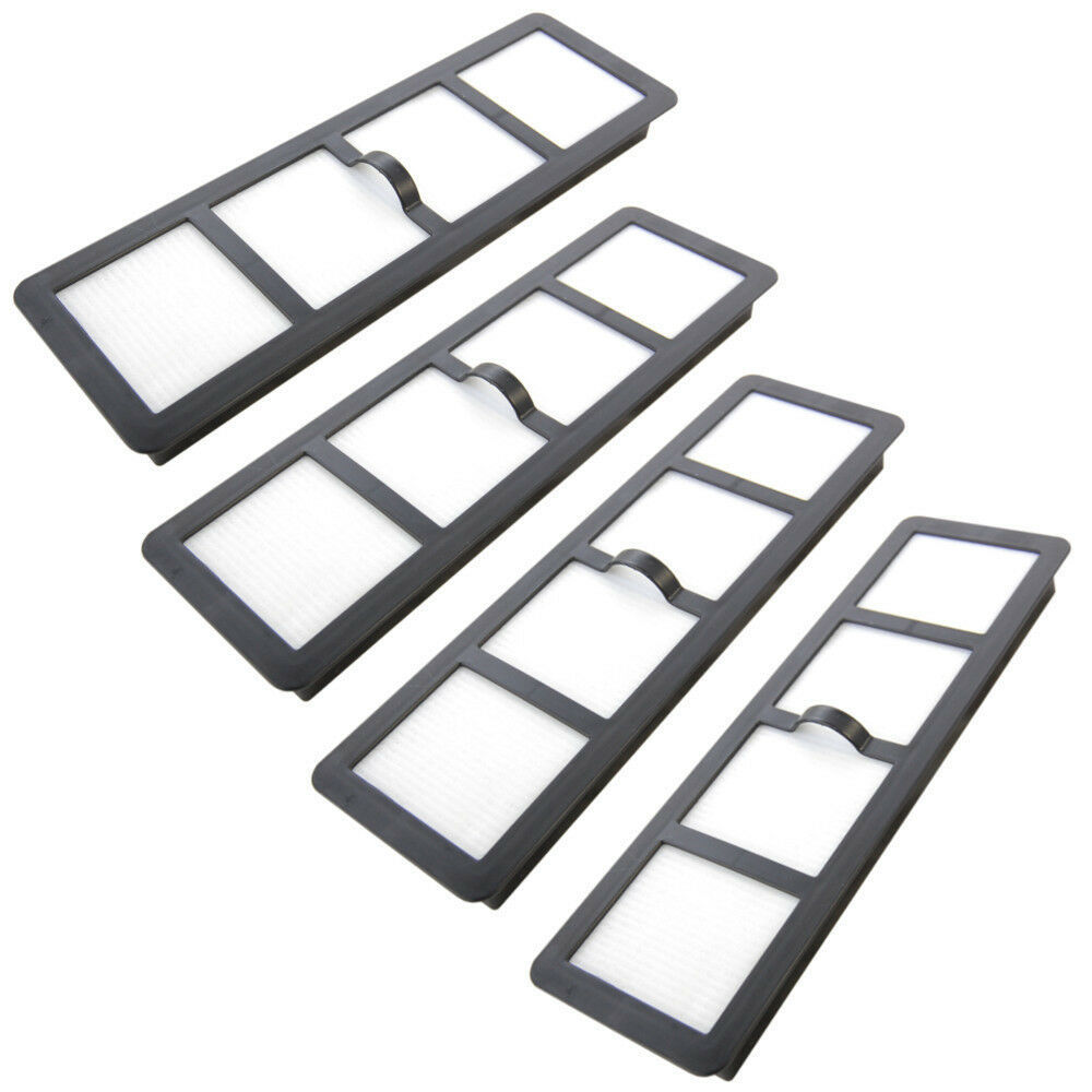 4x HQRP Filters for Eureka AirSpeed AS1001A AS1002A AS1004A, Rewind Pet AS1041A - $21.45