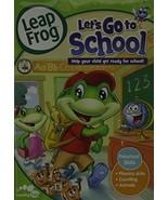 LEAP FROG: LETS GO SCHOOL - VERS - $23.11