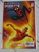 Ultimate Spider-Man #69  Marvel Comic Book  Bagged and Boarded - V1820 - $1.99